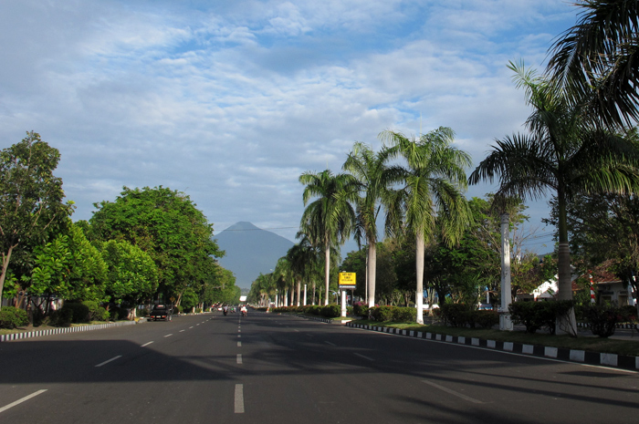 Bitung city, North Sulawesi, Indonesia