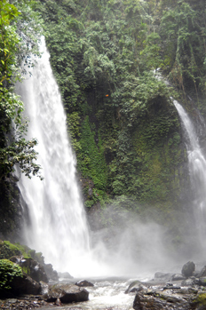 Kali waterfall